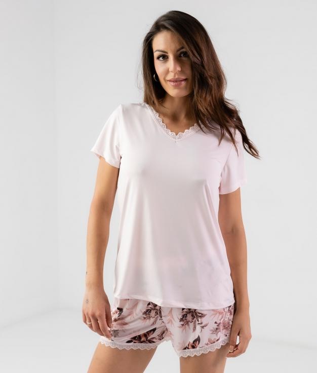 Pijama Ruanda - Rose