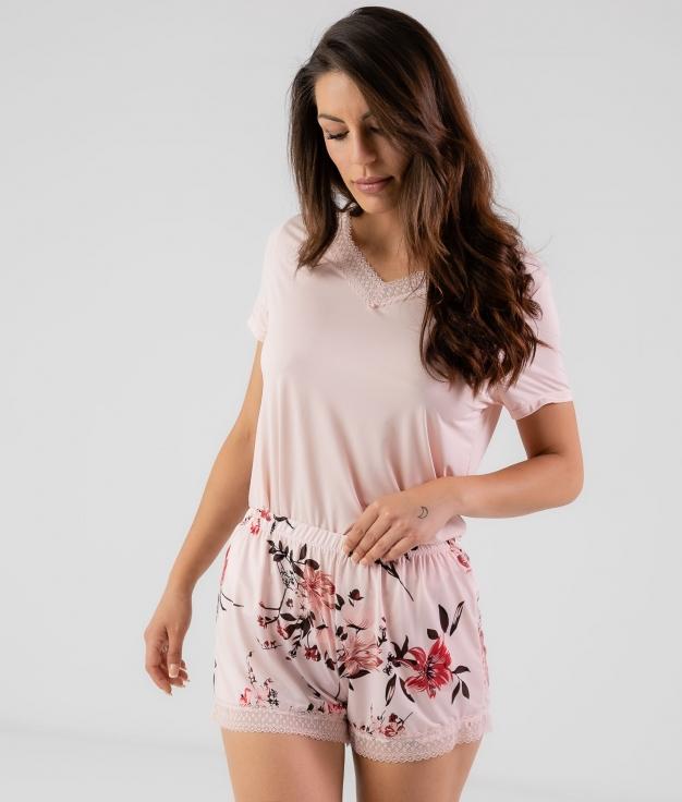 Pijama Urita - Rosa