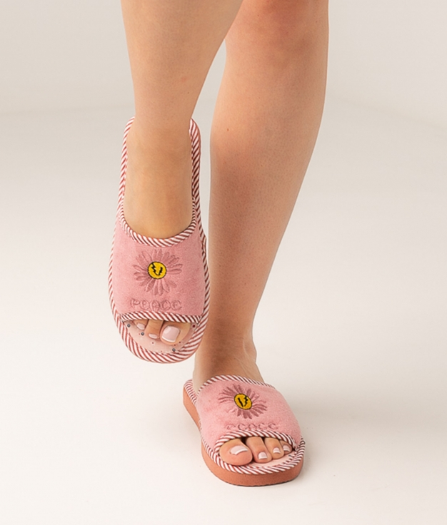 MARGE SLIPPERS - PINK