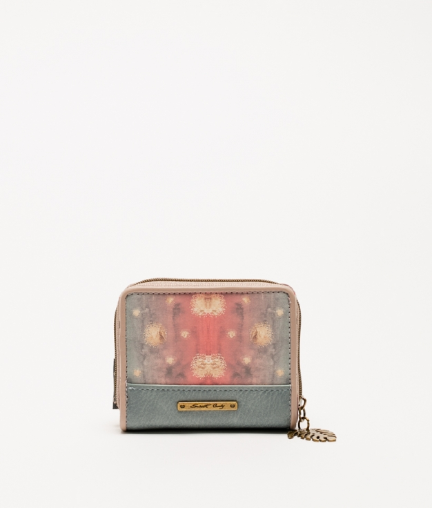 Rosa Sweet Candy Wallet - Pink