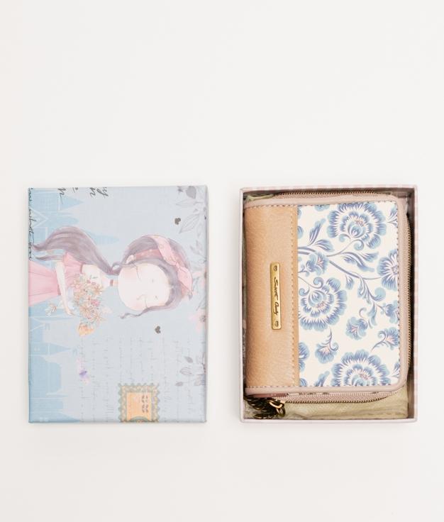 Azzurra Sweet Candy Wallet - Blue