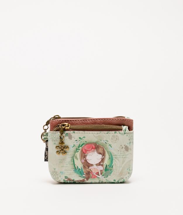 Verida Sweet Candy Wallet - Green