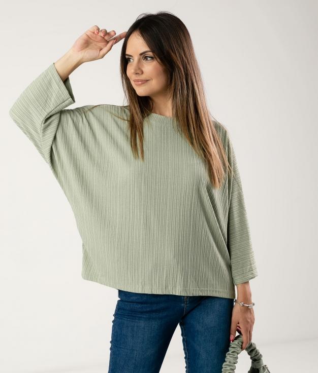 Camiseta Wenur - Verde