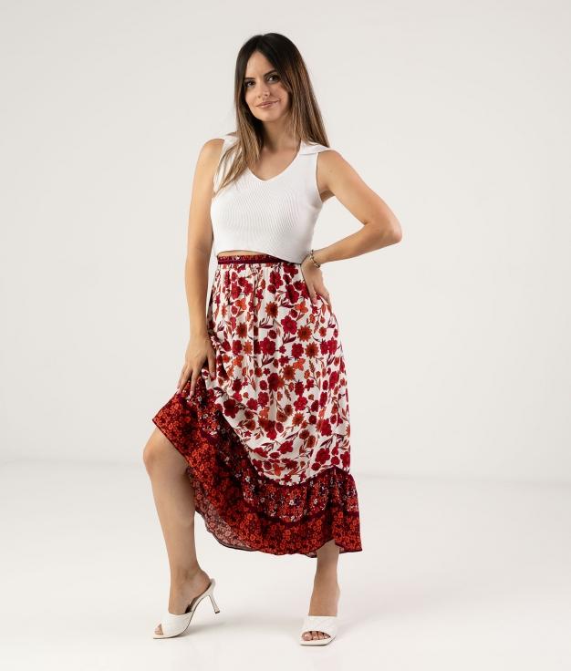 Skirt Meliodas - Red