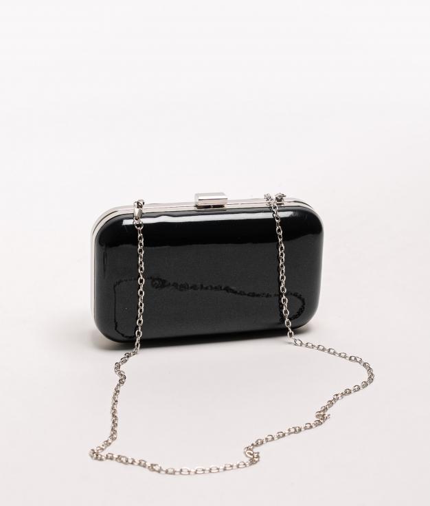 indar handbag - black