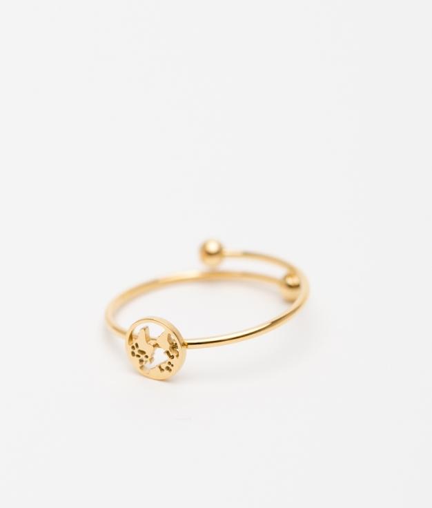 MUROLI RING - GOLD