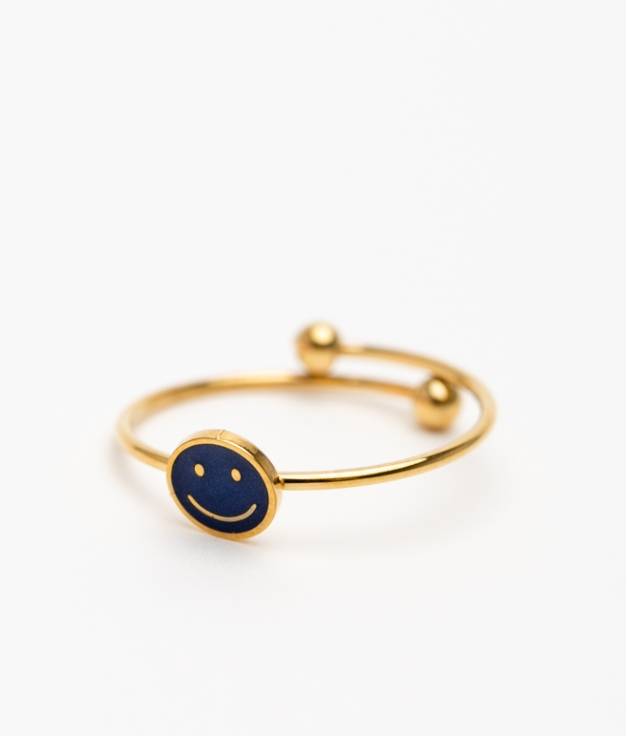 CLARBE RING - BLUE