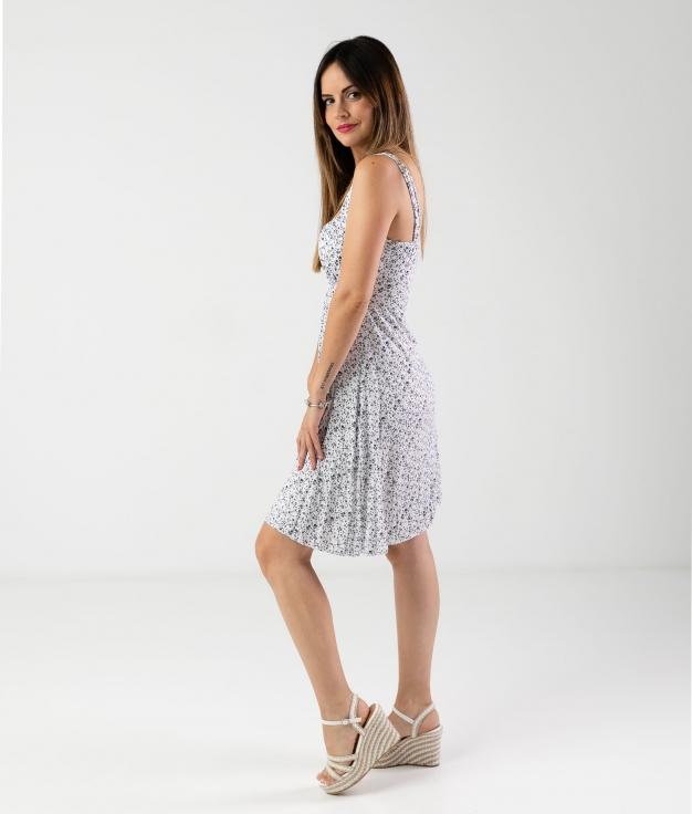 Vestido Kendra - White