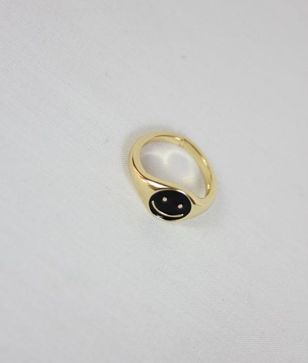 RING DRIPA - BLACK