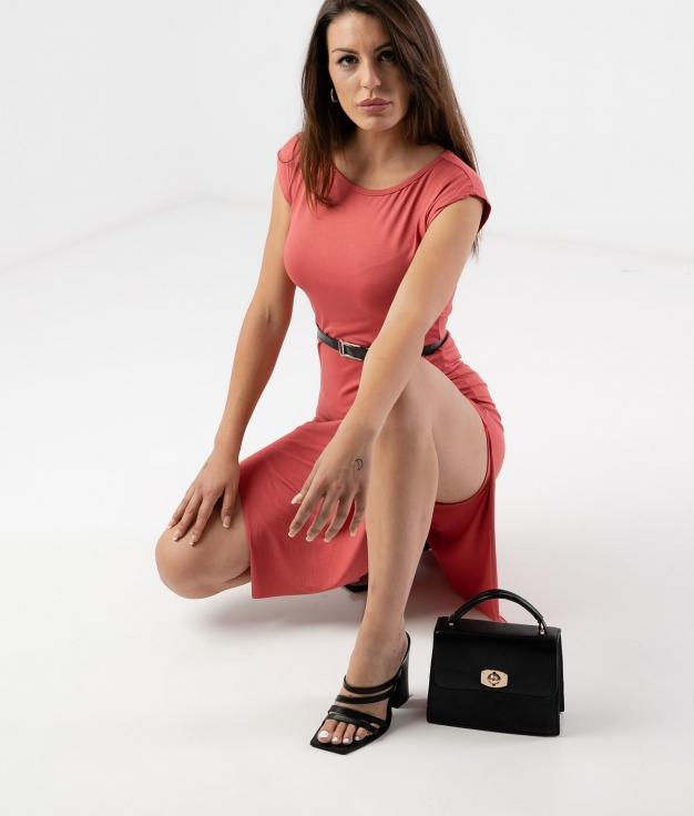 Dress Llanes - Liso Brick