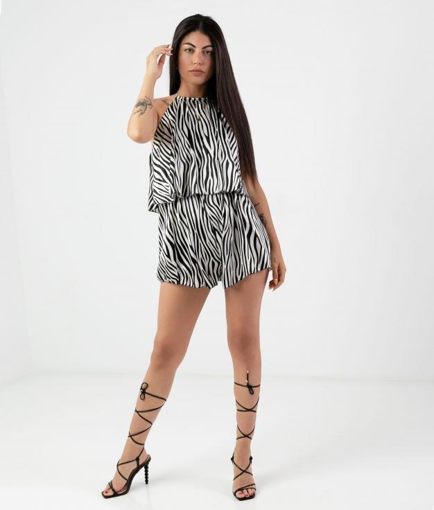 Salopette Jarson - Zebra