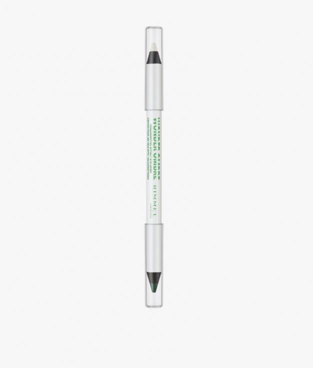EYELINER WONDER DUO RIMMEL - 002 GALACTIC GREEN