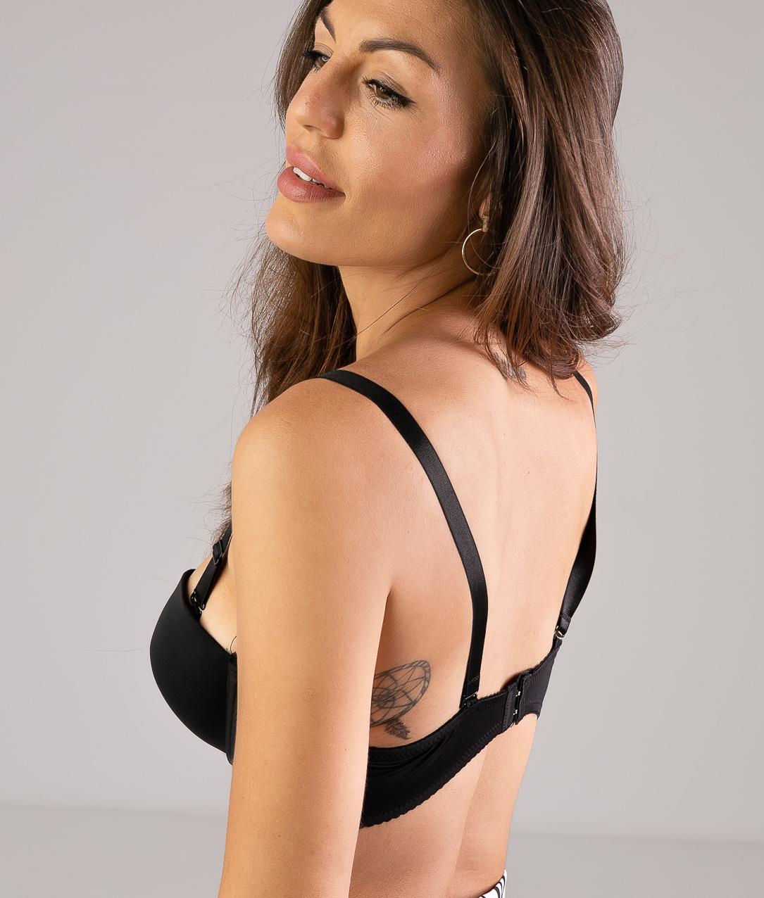BALINA BRA - BLACK