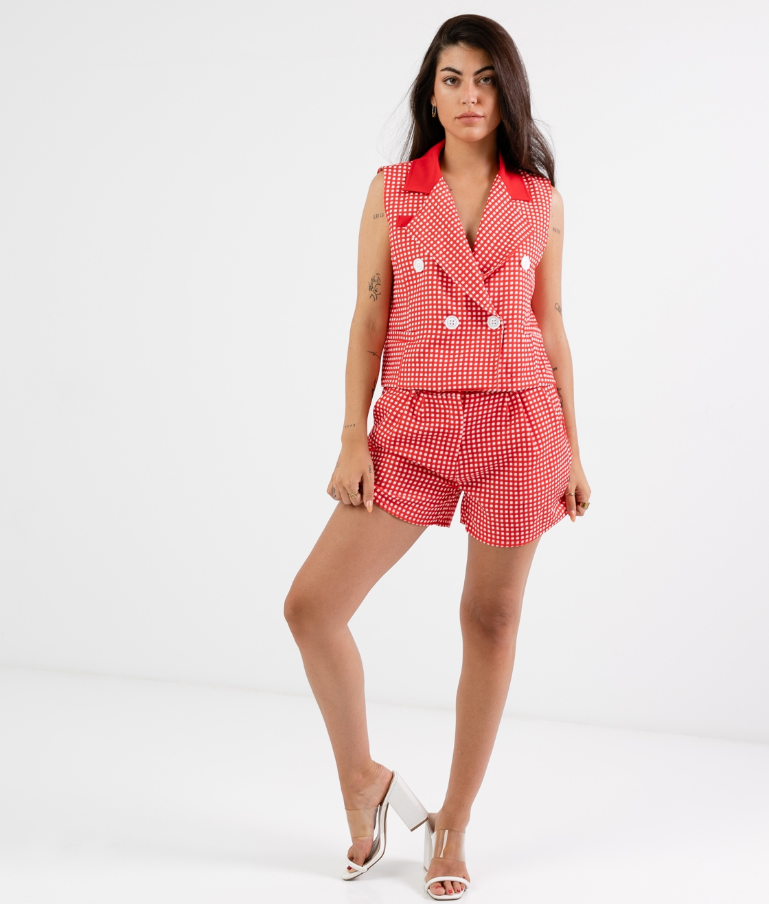 NUYA OUTFIT - RED