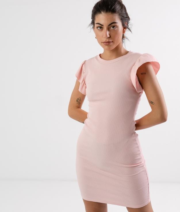 RINDA DRESS - PINK
