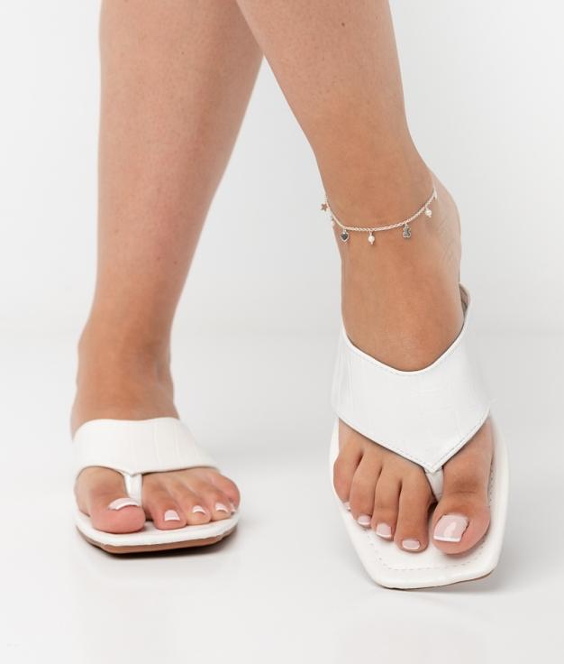 KAILY SANDAL - WHITE
