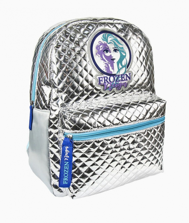 Frozen casual backpack - Plata
