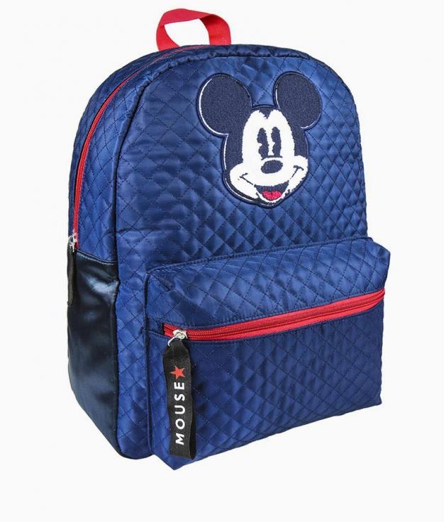 zaino casual Mickey - Azul Marino