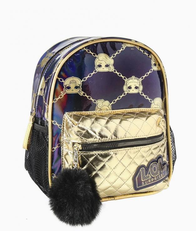 Lol casual backpack - Dorado