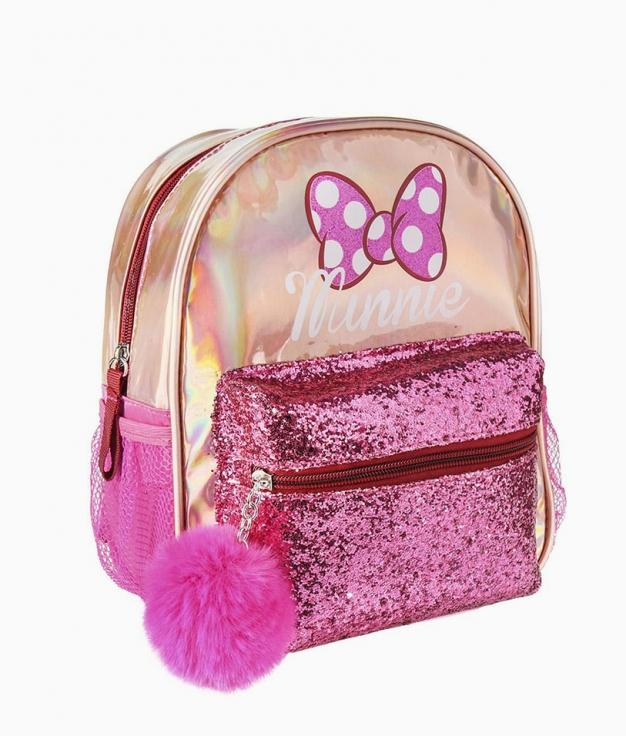 sac à dos décontracté Pequeña Minnie - Multicolor