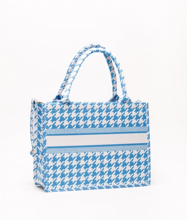 kiker bag - light blue