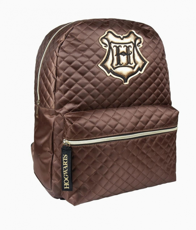 sac à dos décontracté Harry Potter - Marrón