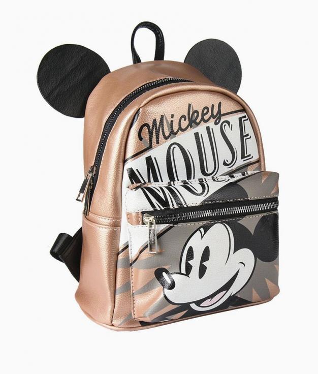 sac à dos décontracté Mickey - Bronce