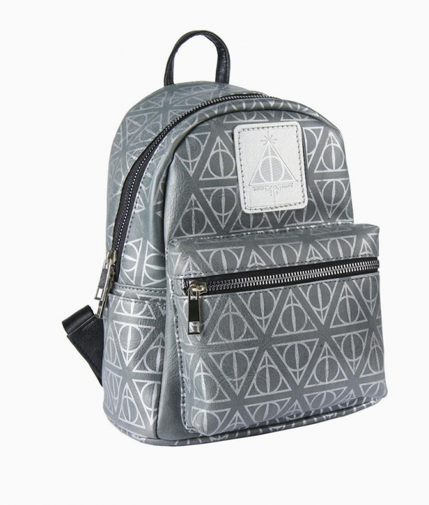 Harry Potter casual backpack - Gray