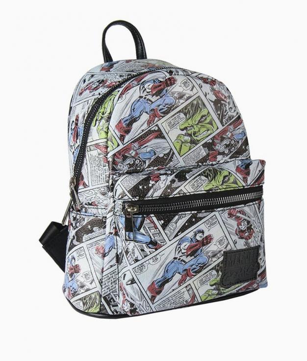 Marvel casual backpack - Black