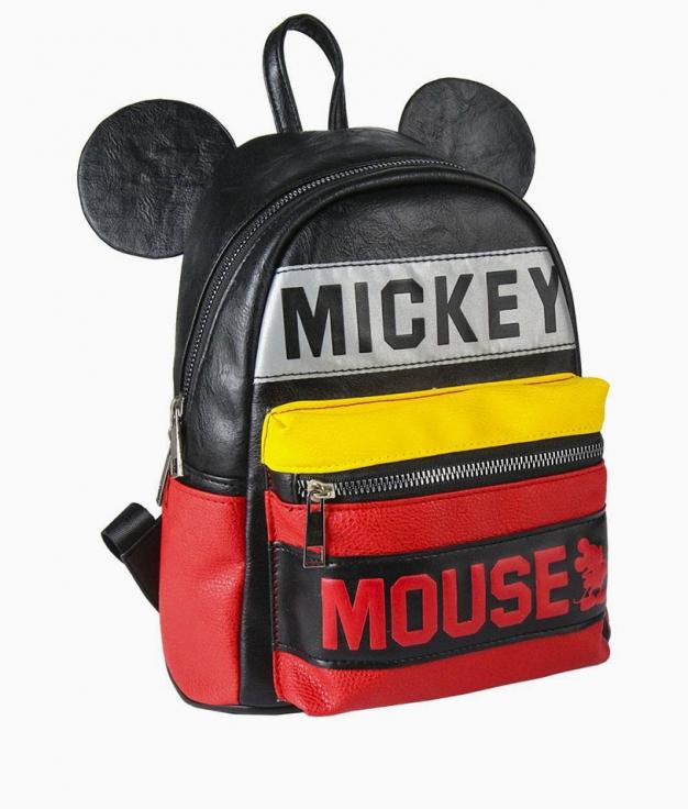Mochila Casual Mickey - Rojo