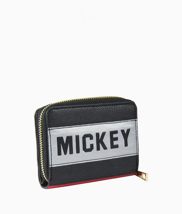 Cartera Mickey - Negro