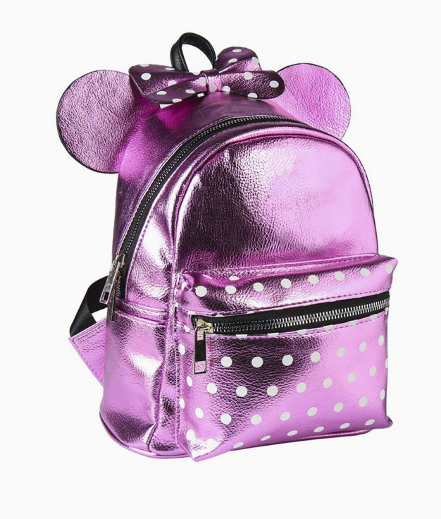 Minnie casual backpack - Rosa