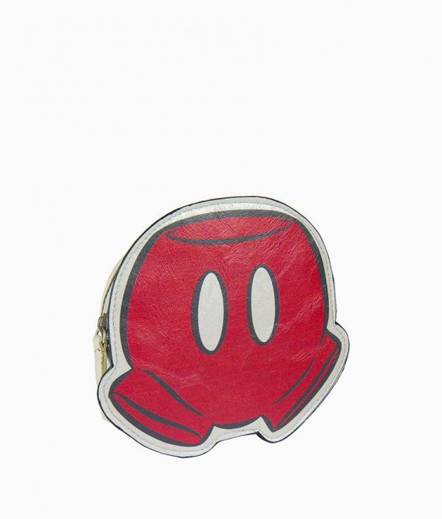 Cartera Mickey - Rojo