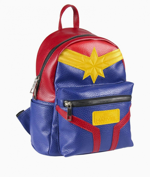 Capitán America casual backpack - Red