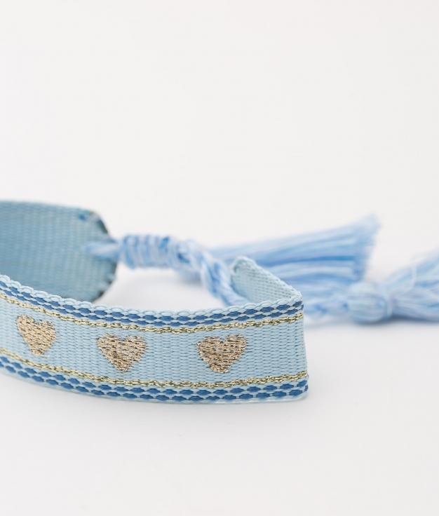 BRACELET LUBERU - BLUE