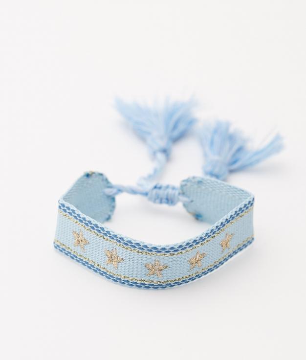BRACELET AZAMI - BLUE