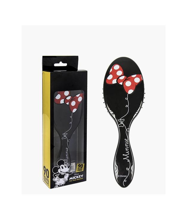 Cepillo de Pelo Minnie - Negro