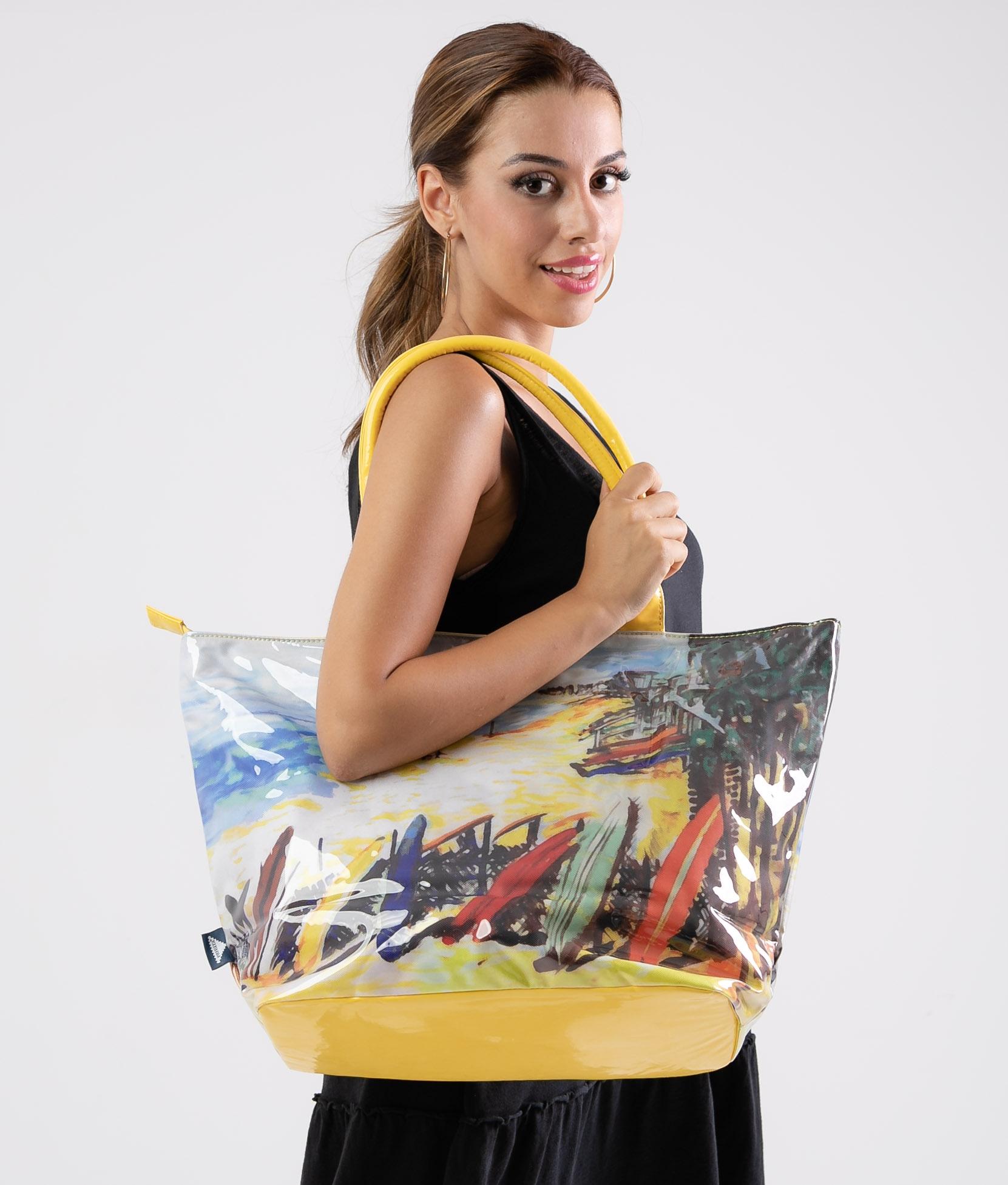 SURFE BAG - YELLOW