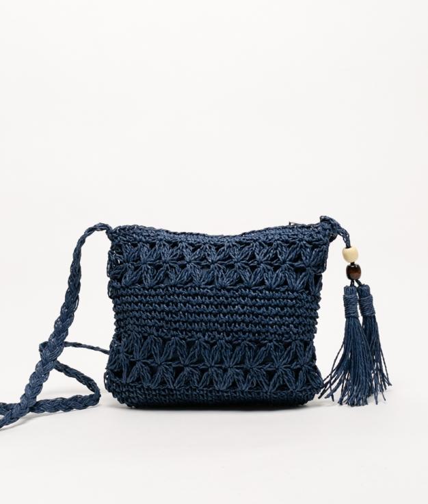 Bandolera Illetes - Azul