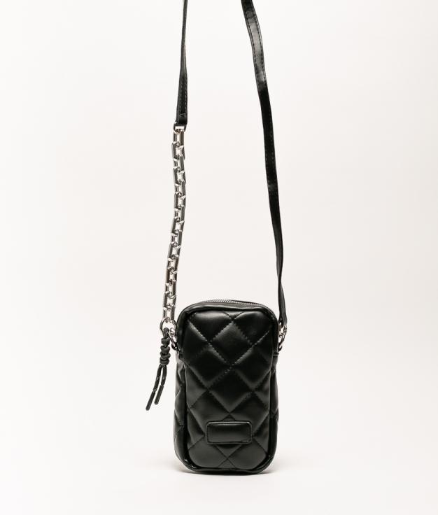Wallet Mobile Holder Dariela - Black