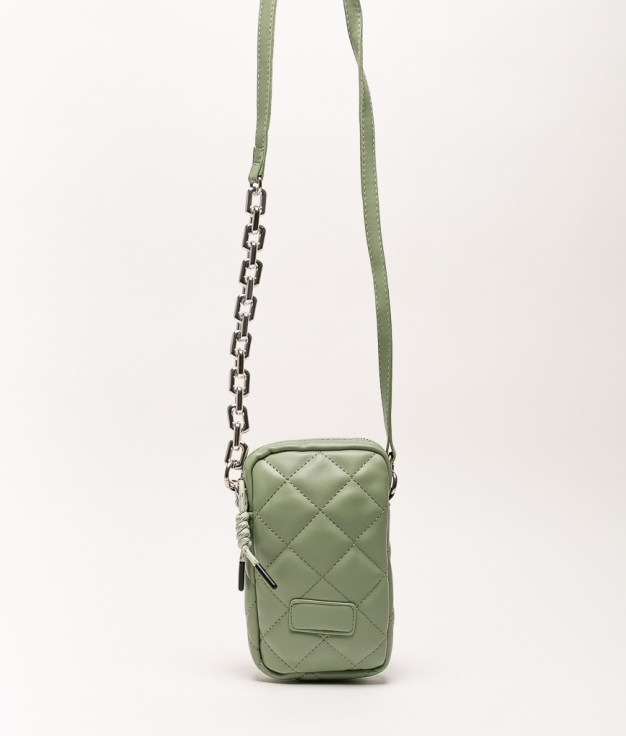 Wallet Mobile Holder Dariela - Green