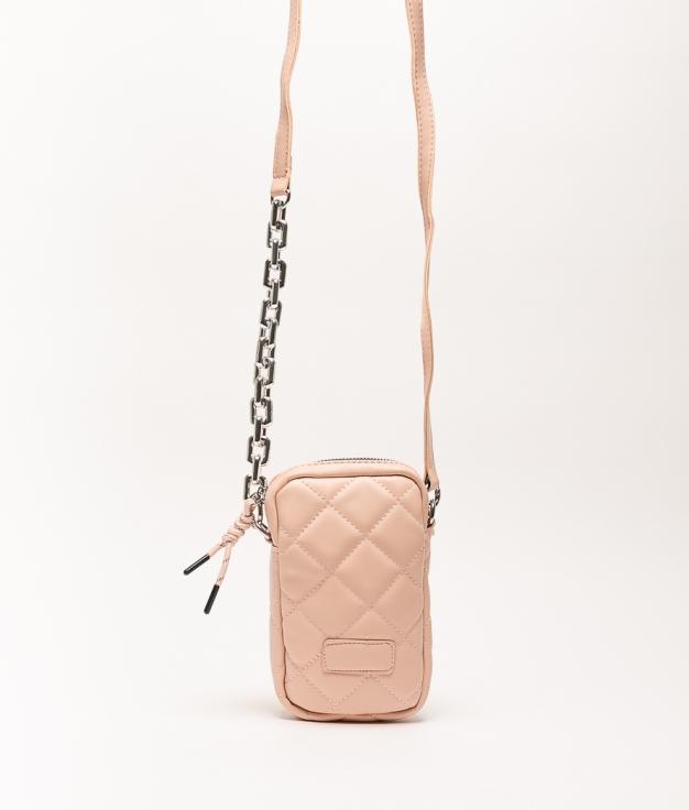 Wallet Mobile Holder Dariela - Pink