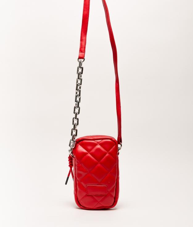 Wallet Mobile Holder Dariela - Red