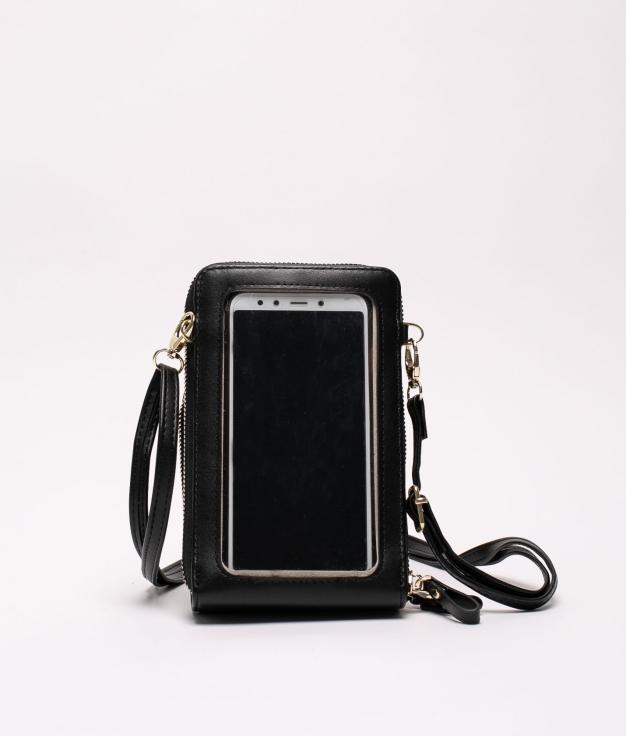 tey phone holder - black