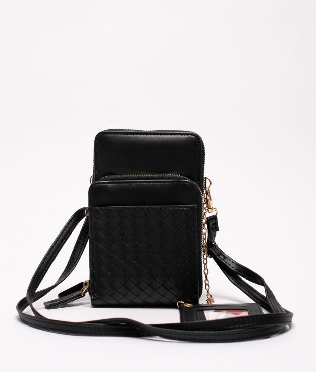 yesey phone holder - black