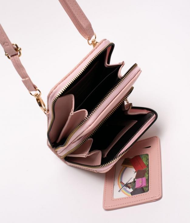 yesey phone holder - pink