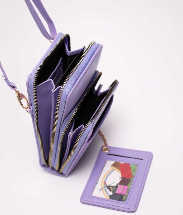 yesey phone holder - lilac