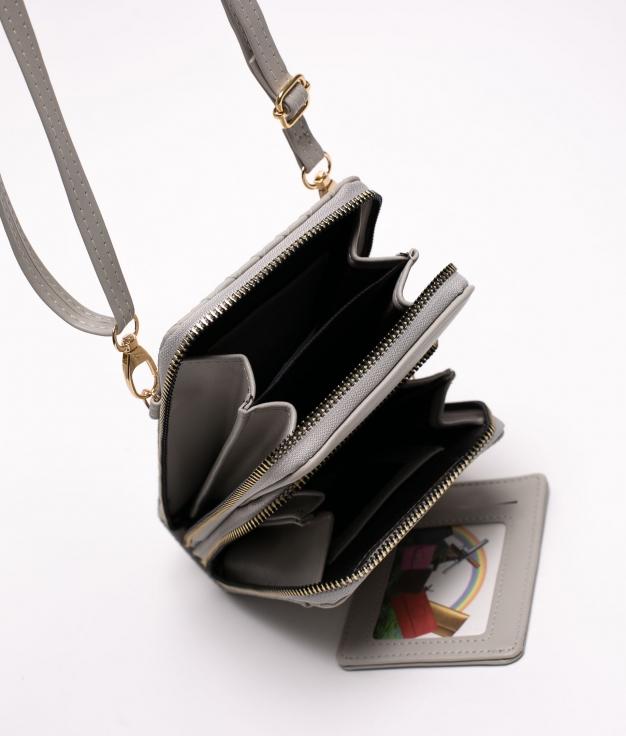 yesey phone holder - gray
