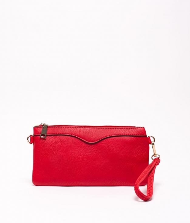 chef shoulder bag - red