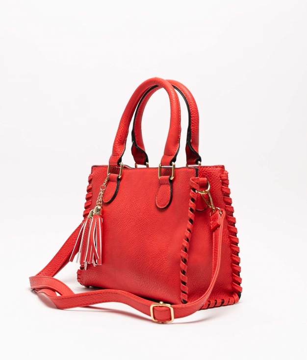 Anile bag - red